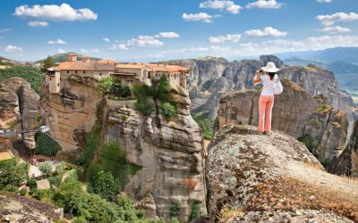 Visit Meteora in Greece, one of the hidden places in Europe!